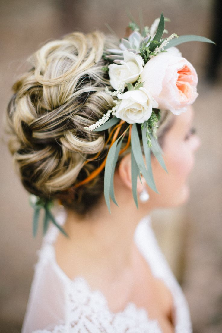 Hairstyles free Wedding run hairstyles black Floral Crowns  Wedding Crowns   and with  Loveliest and Hairstyles grey The Floral