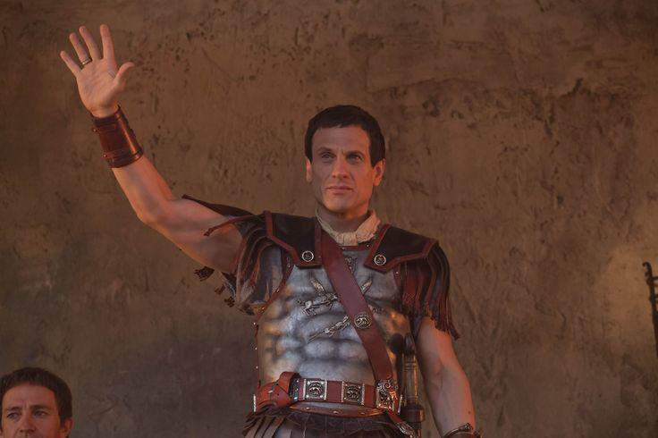 Spartacus - Marcus Crassus