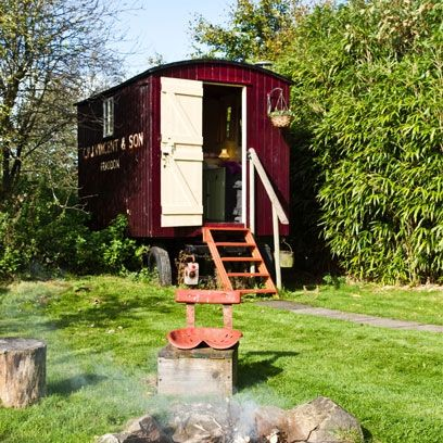 Glamping in Cornwall - Red Online