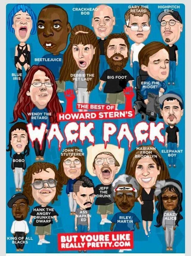 Wack pack