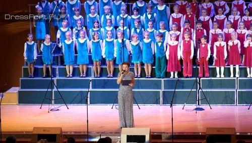 выступление с хором
