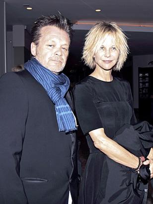 John Mellencamp and Meg Ryan, 2012