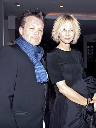 John Mellencamp and Meg Ryan, 2012