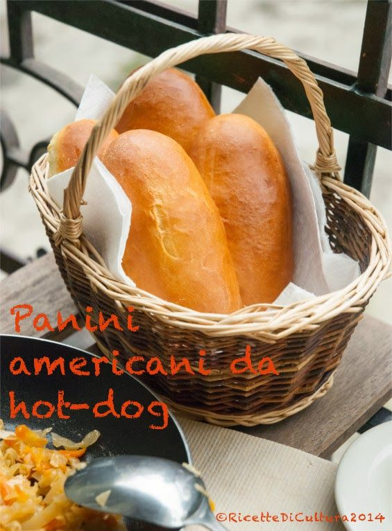 Ricette di Cultura: Hot-dog buns homemade