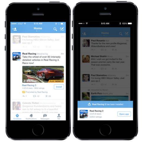 Διαθέσιμη σε όλους τους διαφημιστές η προώθηση εφαρμογών στο #Twitter  http://www.mediasystems.gr/diathesimi-se-olous-tous-diafimistes-h-proothisi-efarmogwn-sto-twitter/