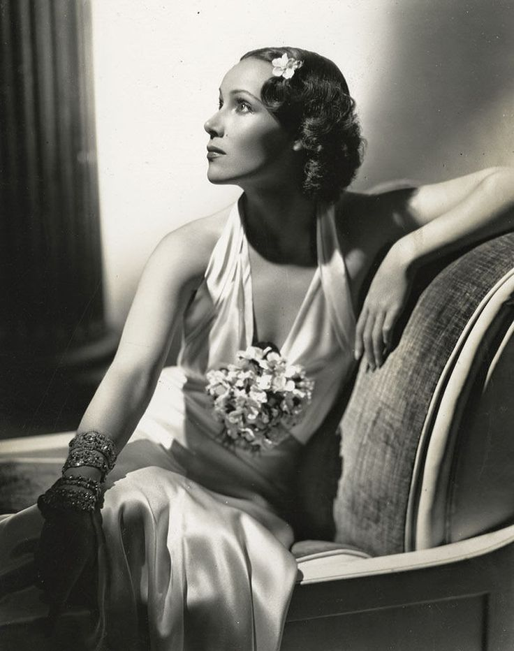 It's The Pictures That Got Small ...: THE TUESDAY GLAMOUR 15  Dolores del Rio