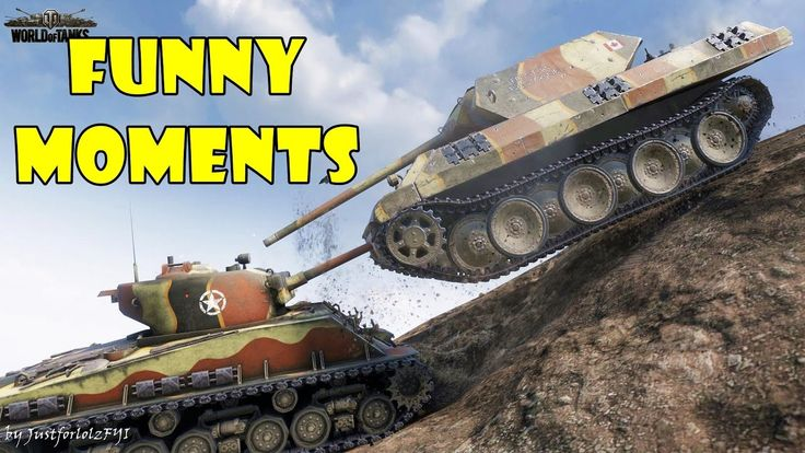 World of Tanks - Funny Moments | Week 3 April 2017