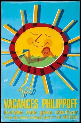Vacances philippoff (1965)