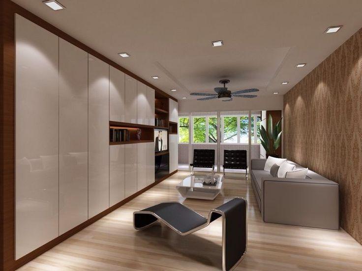 Living Room Interior Design Singapore
