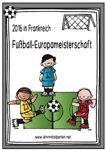 Fussball-EM 2016 in Frankreich