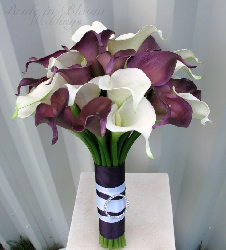 Ideen für Sie zur Auswahl von Lilien Hochzeitsstrauß | Lilien sind empfindlich und beeindrucken …  – Wedding Flower Bouquet