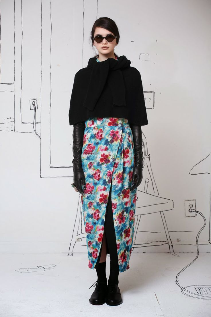 Cool Chic Style Fashion: Band of Outsiders RTW