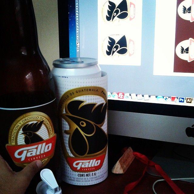 #Tradición y #Orgullo de #Guatemala nuevamente trabajandole a la #Cerveceria... #Dummies de #Promocionales de #Diciembre