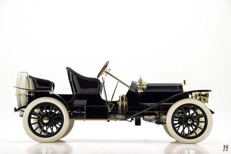 1907 stoddard model k runabout