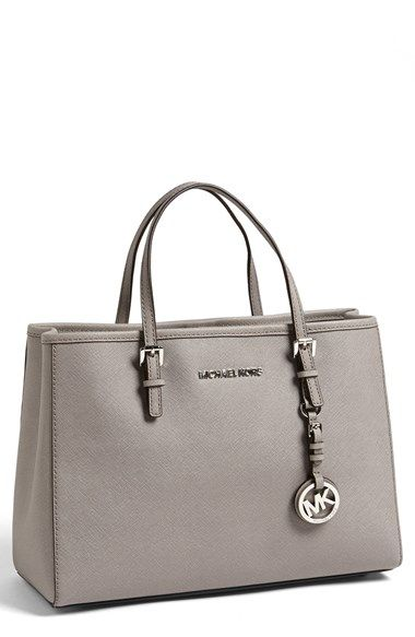 MICHAEL Michael Kors 'Jet Set' East/West Saffiano Leather Tote | Nordstrom