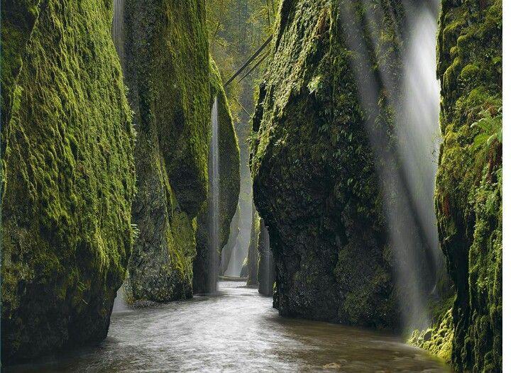 Columbia River George, Oregon