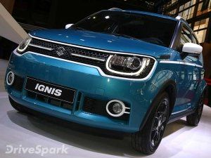 Maruti Suzuki Ignis Alpha AMT Launched In India; Prices Start At Rs 7.01 Lakh