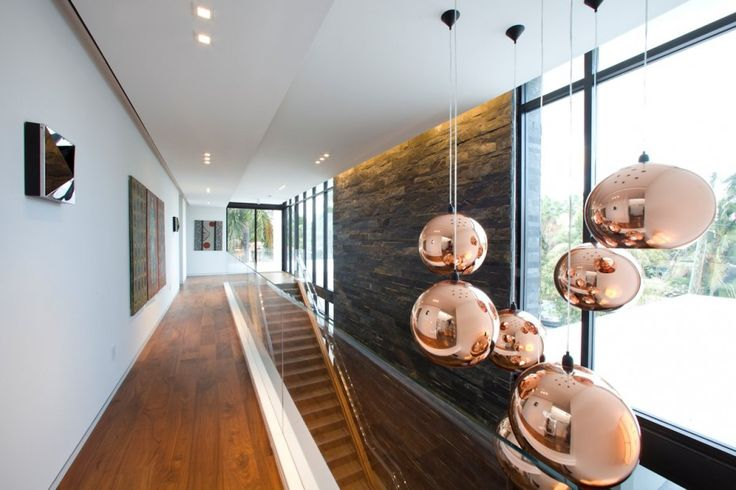 Copper Shade Pendant by Tom Dixon: Golden Beaches, Copper Shades, Islands Resident, Interiors Design, Kz Architecture, Franco Resident, Modern Interiors, South Islands, Architecture 16