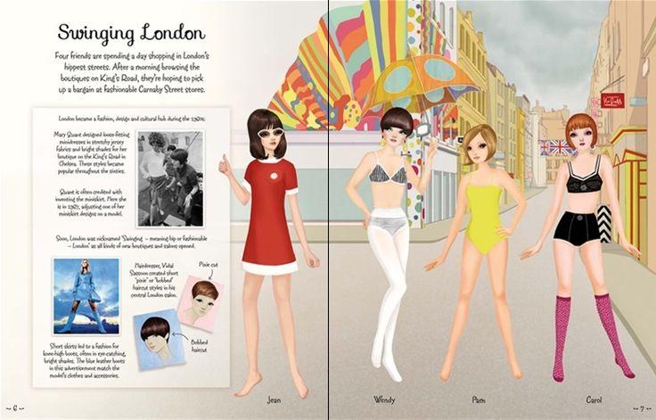 1000 Images About Usborne Historical Stiker Dolly Dressing On Pinterest Photographs Dressing