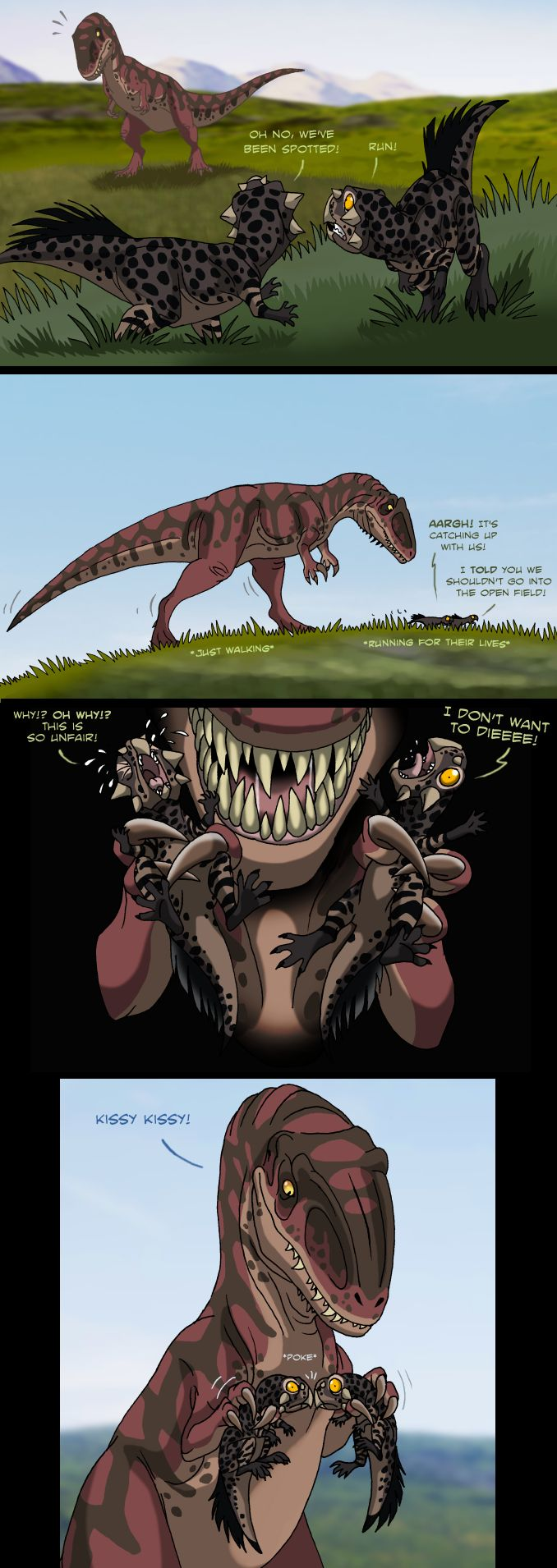 Jurassic park card 3 by chicagocubsfan24 on deviantart - The Isle Lowest Tier By Isismasshiro