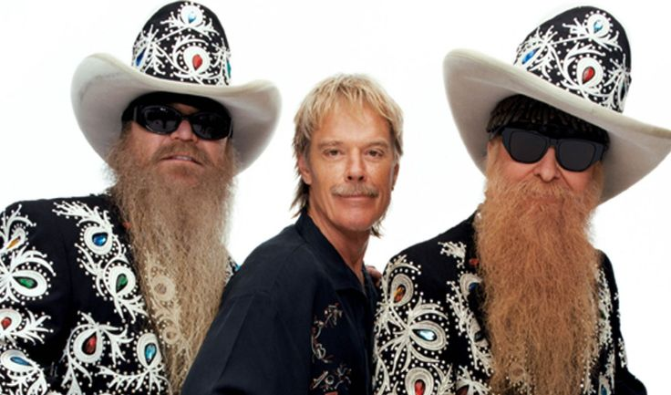 The only member of ZZ Top without beard is Frank Beard, drummer for ZZ Top. ZZ Top was originally formed in 1969, in Houston Texas. The band, with the original members, is still making records and touring today, which makes them the second (the first =The Four Tops) longest running band that still has the same members as when they started.  Those members are Frank Beard (drums), Billy Gibbons (lead vocals and guitar), and Dusty Hill (vocals, bass, and keyboards).