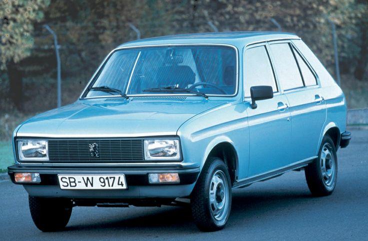 PEUGEOT 104 5-Türer, 1982 #PEUGEOT #Classic #car #80s #Kleinwagen www.peugeot.de/...