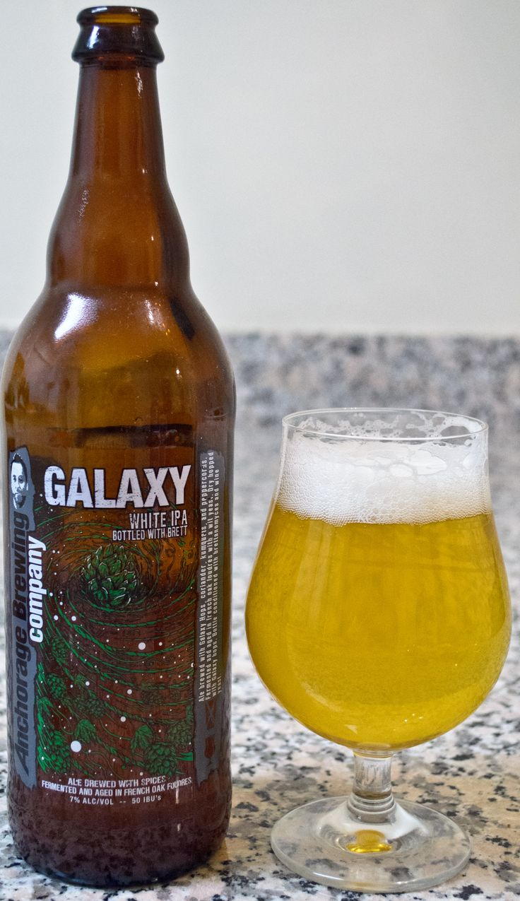 Anchorage's Galaxy White IPA - This is yet another beer from Anchorage that really exceeds already high expectations. The combination of the interesting Galaxy hop alongside the Wit yeast, Brett, and barrel aging again add so many layers of complexity the beer. On top of that it is very nicely balanced and very smooth. I cannot wait to see what else Anchorage has to offer in the future.