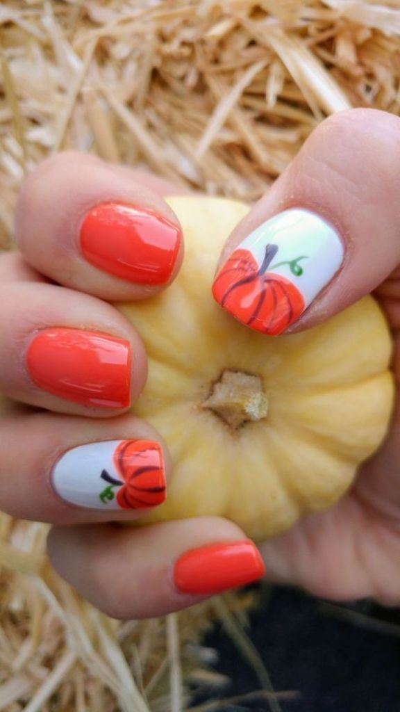 7 besten Herbst Kunst Nägel Ideen, die Sie ausprobieren müssen