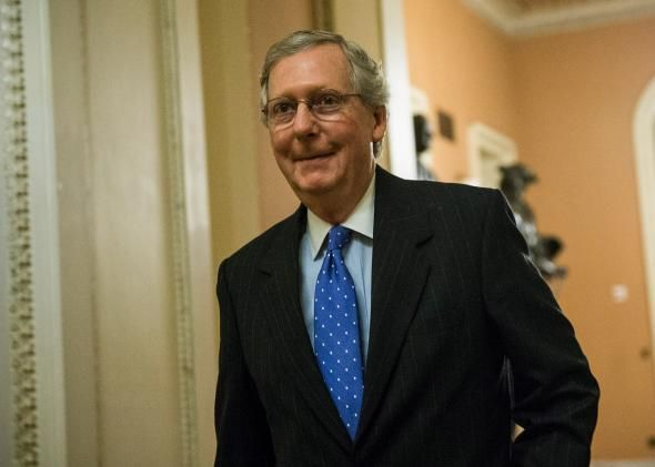 Mitch McConnell's Surprise Bill Would Extend NSA Bulk Data Collection Until 2020
