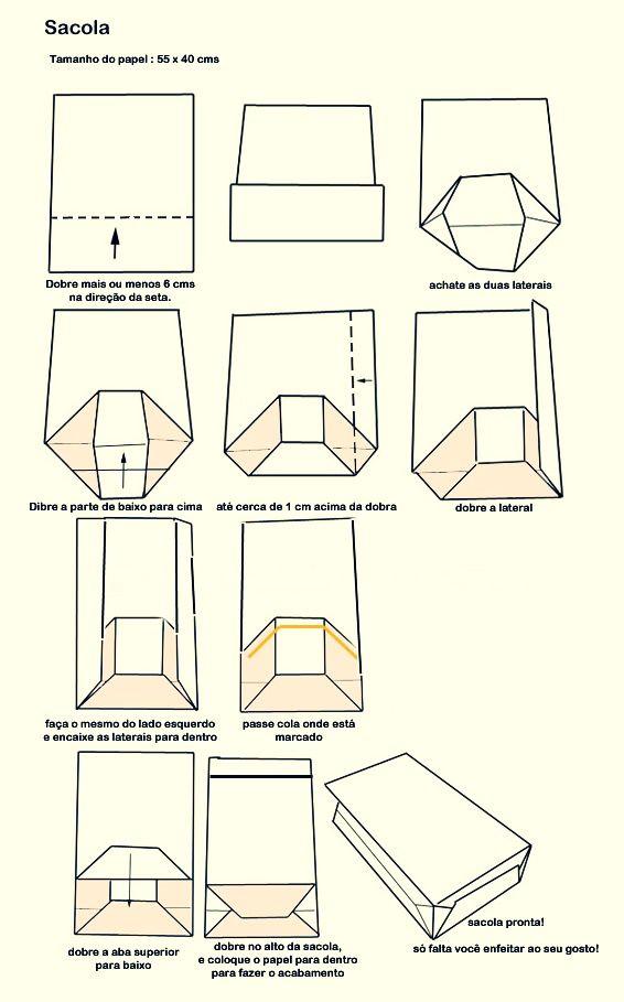 Gold Needle Atelier: haz este bolso de mano con la misma técnica de fabricación …