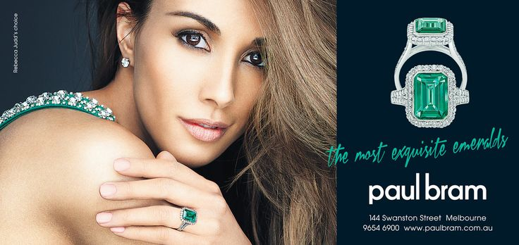 Rebecca Judd for Paul Bram Diamonds | #paulbram #paulbramdiamonds #beclovespaul