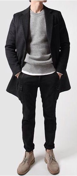 50 best Pea coats images on Pinterest | Men's style, Menswear and ...