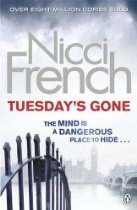#NicciFrench  Tuesday's Gone - For Frieda Klein the days get longer, the cases darker . . . Psychotherapist Frieda Klein thought she was done with the police. But once more DCI Karlsson is knocking at her door.    A man's decomposed body has been found in the flat of Michelle Doyce, a woman trapped in a world of strange mental disorder. The police don't know who it is, how he got there or what happened - and Michelle can't tell them. But Karlsson hopes Frieda can get access to the truths…