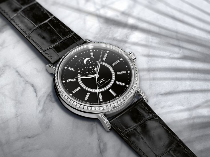 Read the IWC Schaffhausen's portrait on WtheJournal.com @iwc