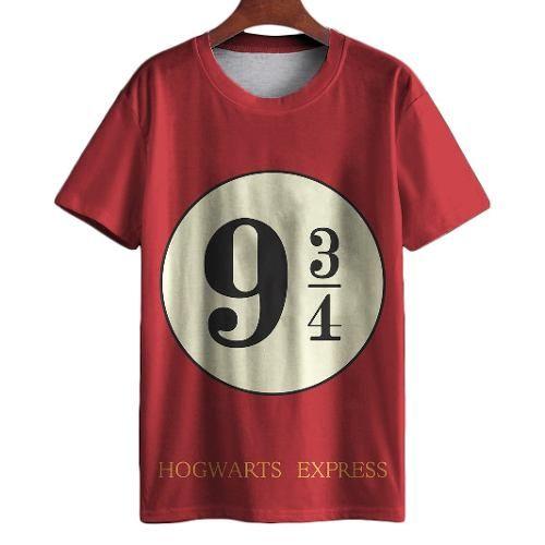 dff2ea507 Camiseta Harry Potter Hogwarts Express 9 3/4 Tumblr Retro. Peça disponível  em nossos estoques, confira! #harrypotter #hogwarts #filme #fofo  #tumblrstyle