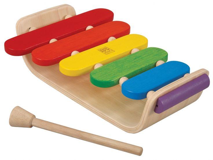 Plan Toys - Cymbałki