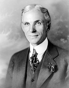Livre 2, chapitre 17, page 233 : Henry Ford ( 1863-1947)