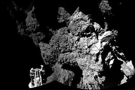 ΤΟ ΚΟΥΤΣΑΒΑΚΙ: Το νερό και οι πρωτόγονοι οργανισμοί μεταφέρθηκαν ... Το 1969 ο σοβιετικός αστρονόμος Κλιμ Τσουριούμοφ μαζί με τη διδακτορική φοιτήτρια Σβετλάνα Γκερασιμένκο ανακάλυψε ένα νέο κομήτη, ο οποίος αργότερα ονομάστηκε προς τιμήν τους. Σήμερα τις έρευνες που διεξάγονται επί του κομήτη, παρακολουθεί με κομμένη την ανάσα όλος ο κόσμος.