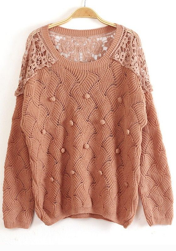 41 best Sweaters images on Pinterest | Sweaters, Woman fashion and ...