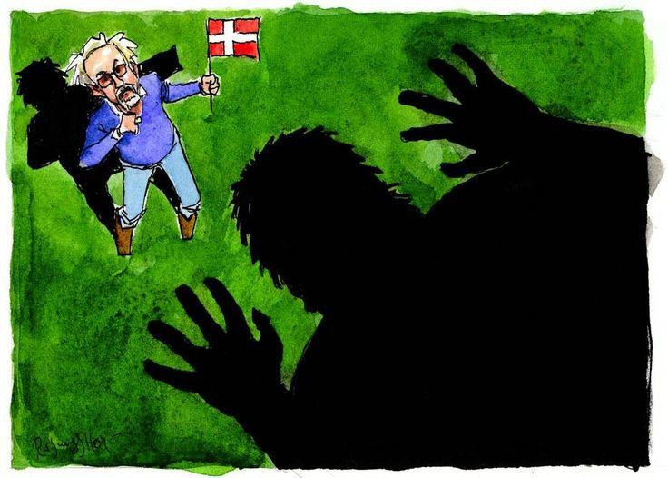 skremmende artikkel om Danmarks fremtid. de er ikke alene. jeg stemmer på repatriering men har mer tro på borgerkrig