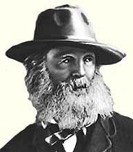 Уолт Уитмен (Walt Whitman) (1819-1892) — американский поэт, публицист. Реформатор американской поэзии - http://to-name.ru/biography/walt-whitman.htm