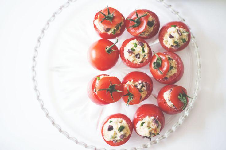 Paleo Cherry Tomato Bombs Jules Galloway Recipe
