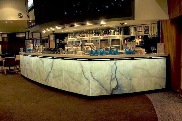 Maid and Magpie Onyx / Marble Bar | DigiGlass