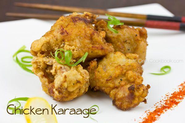 Chicken Karaage 鶏の唐揚げ   Easy Japanese Recipes at JustOneCookbook.com