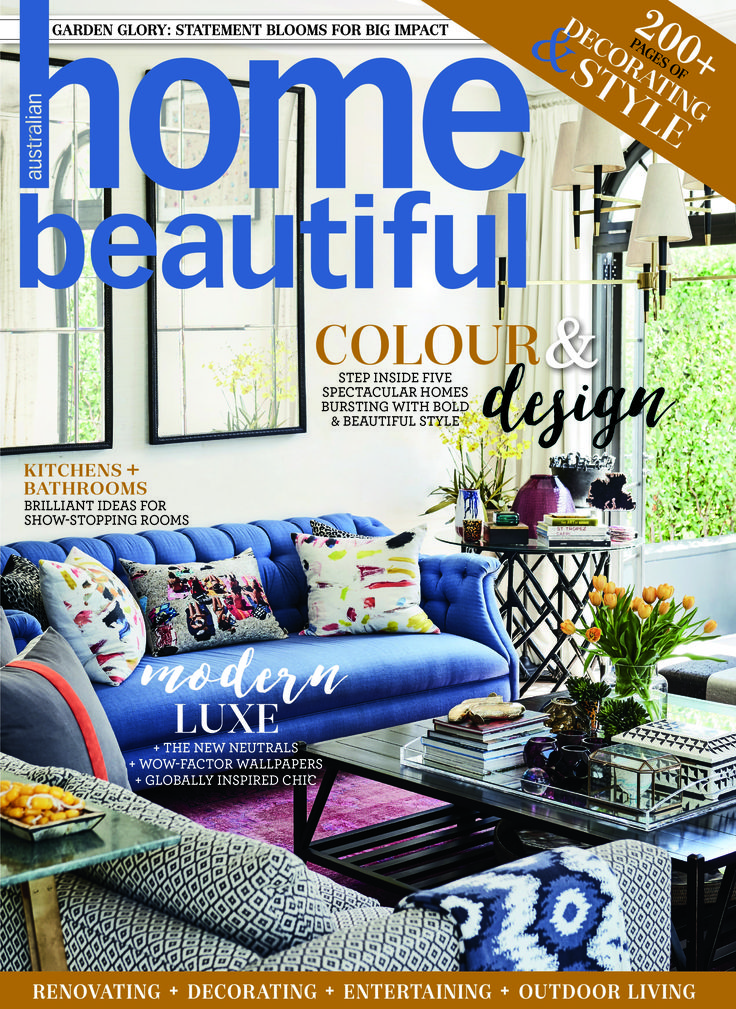 Home Beautiful April 2017