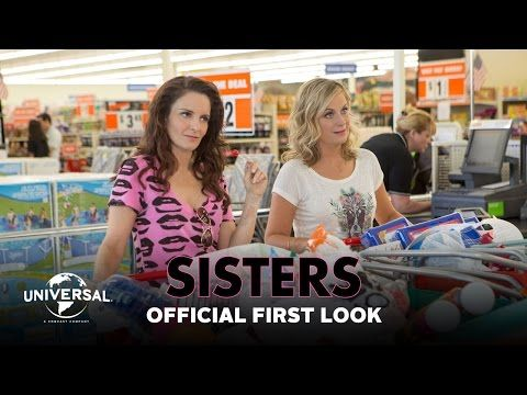 "The First Look At Amy Poehler And Tina Fey's New Movie ""Sisters"" Is Here"