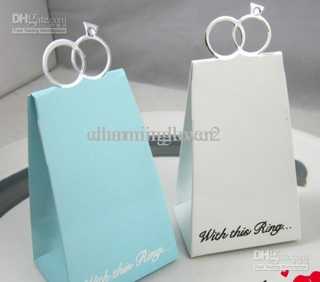 Venta al por mayor NUEVA occidental del anillo de bodas caja del caramelo / del anillo de diamante la caja del caramelo / más densamente capa de caramelo Box 150 piezas, envío gratis, $ 0.3/Piece   DHgate