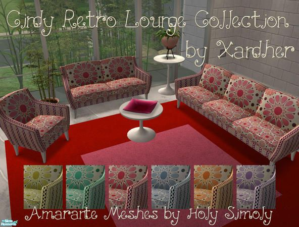 Xandher's Cindy Retro Lounge