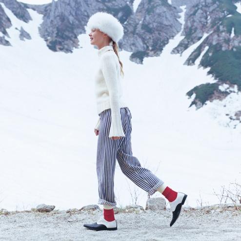 Tabio Socks Winter Collection 2012