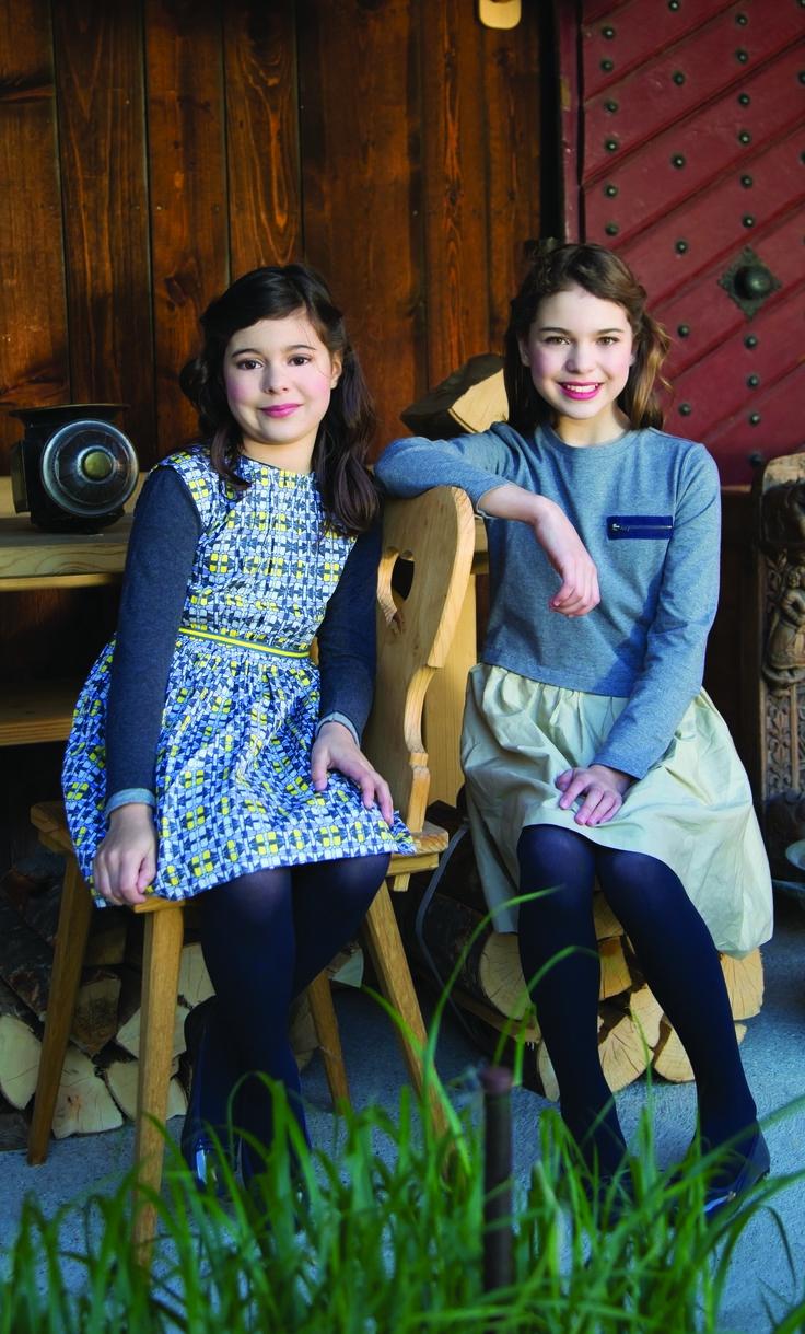 #Lookdeldía recomendado para las niñas: vestidos del grupo #Lechalet para este #findesemana. ¡¿Qué te parece?!